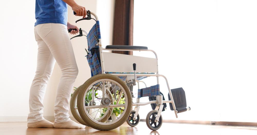 介護保険を使用した介護リフォーム
